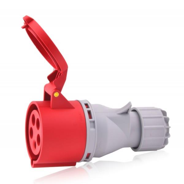 CEE Dose 32A IP44 5-polig 400V CE SB
