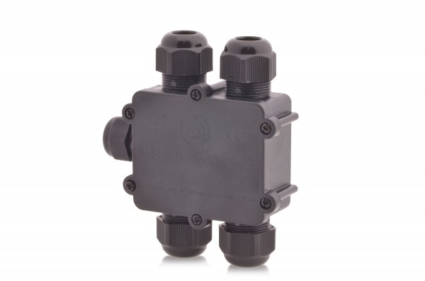 Verteilerdose Wasserdicht 6 Polig Ip68 24a 450v Ac Dosenmuffe