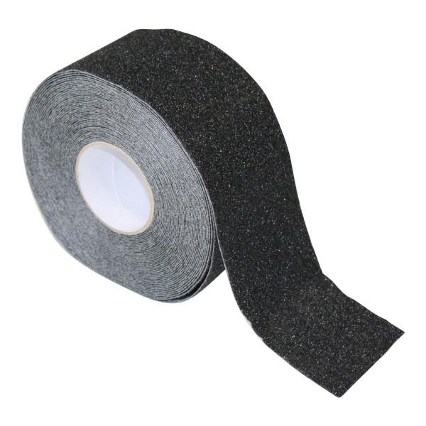 Antirutschband Universal Schwarz 18,3m X 50mm Klebeband Selbstklebend Antirutsch