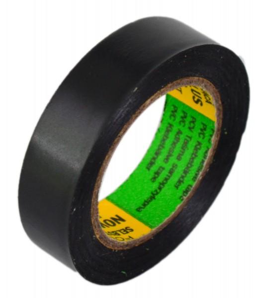 Isolierband Isoband Elektriker Klebeband 15mm x 10m schwarz