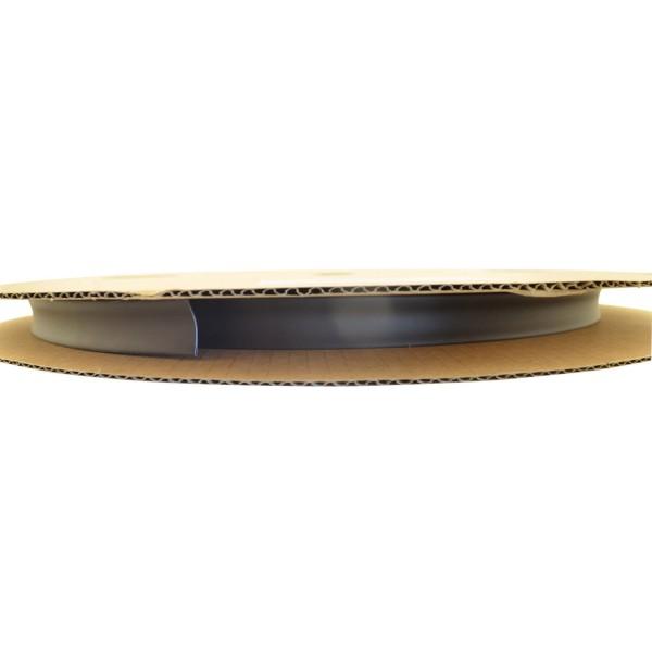 Schrumpfschlauch Isolierschlauch 2:1 (D=1,6mm/d=0,8mm) in Schwarz, Länge 75 m auf praktischer Spule