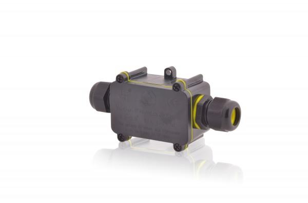 Verteilerdose wasserdicht 3-polig IP68 Unterputz 24A 450V AC Erdkabel