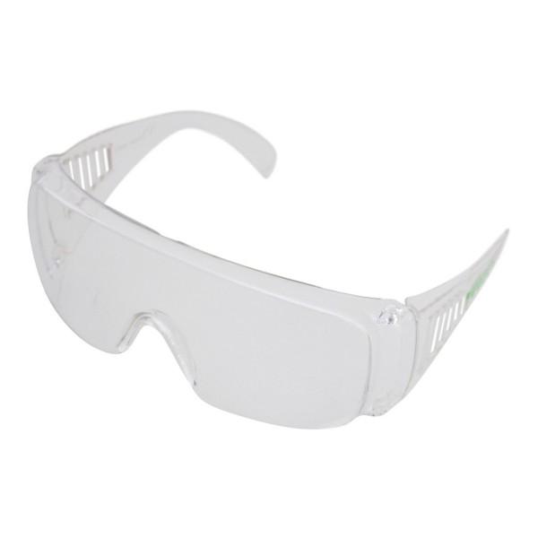 Schutzbrille, klar, Anti-Scratch beschichtung, Anti-Fog Beschichtung, UV Schutz