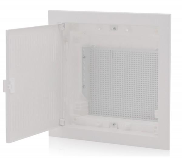 Multimediaverteiler Unterputz 317x346x92mm 1-reihig IP40 DISBOX-XT MKEUGH12