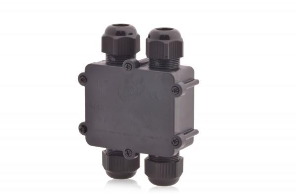 Verteilerdose wasserdicht 5-polig 24A 450V AC IP68