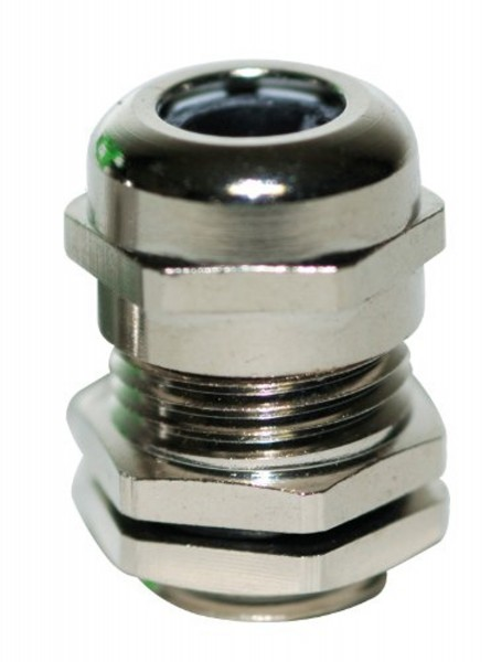 Kabelverschraubung PG13,5 mit Gegenmutter Metall JSPG13,5KVS-M