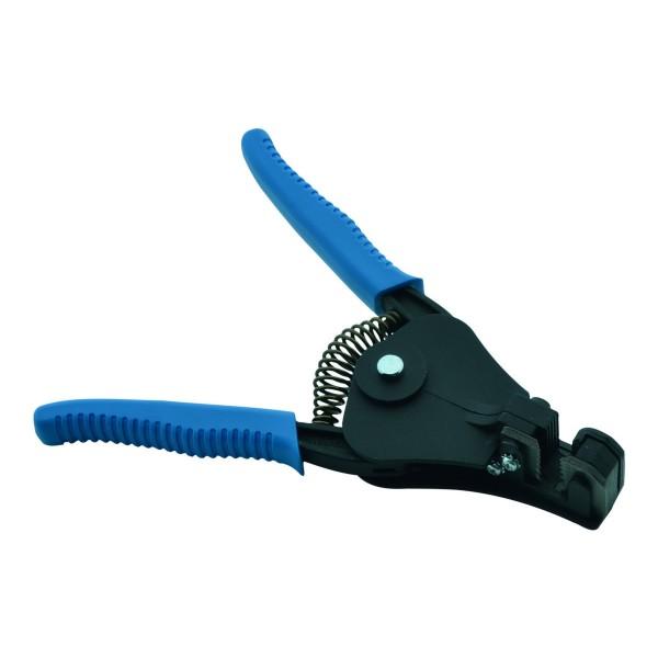 Abisolierzange 180 mm präzises Abisolieren für Kabel bis Ø 6 mm² Zange Werkzeug