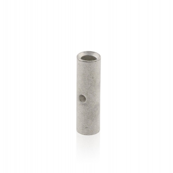 Stoßverbinder Kabelschuh unisoliert Nennquerschnitt: 1,0-2,5 qmm Kupfer galvanisch verzinnt 100 Stk.