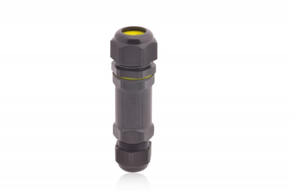 Kabelverbinder wasserdicht 4-polig IP68 24A 450 V/AC Dosenmuffe für Erdkabel