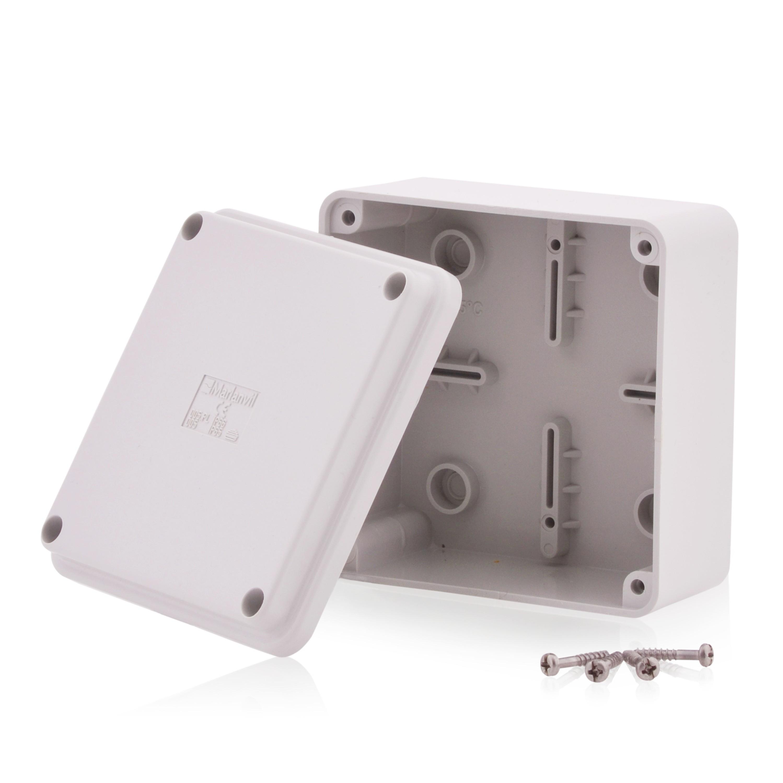110x80x60mm Industriegehäuse Abzweigdose Verteilerkasten Schaltschrank JS7620